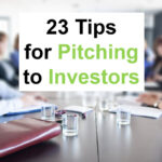 pitching to investors advice