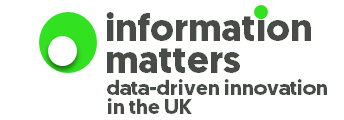information matters logo data driven innovation uk