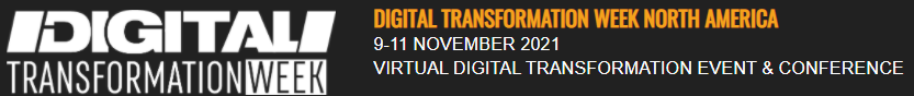 digital transformation week north america